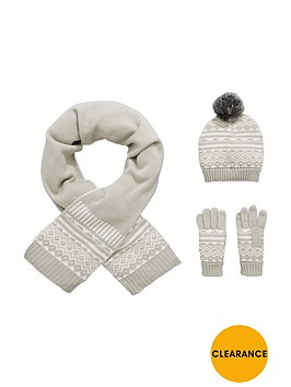 v-by-very-girls-pearl-detail-hat-scarf-and-gloves-set-3-piece