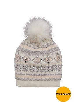 v-by-very-girls-embellished-knitted-beanie