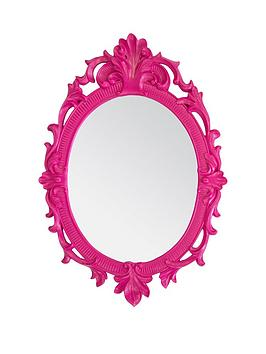 gallery-classic-ornate-oval-mirror-pink