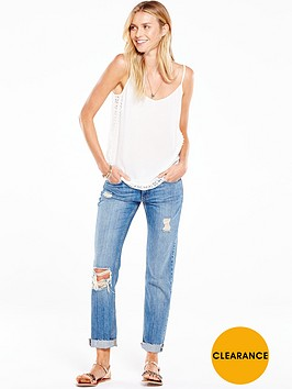 v-by-very-lace-trim-cami-top