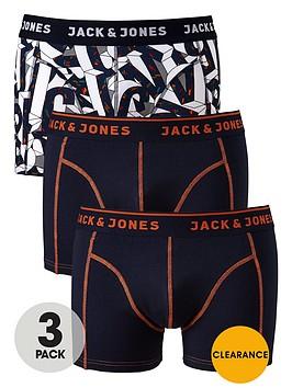 jack-jones-jack-amp-jones-3pk-patternplain-trunks