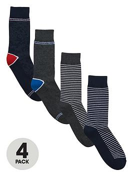 jack-jones-jack-amp-jones-4pk-pattern-sock