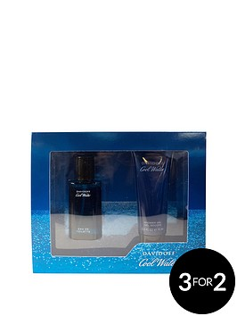 davidoff-cool-water-40mlnbspedt-and-75ml-shower-gel-gift-set