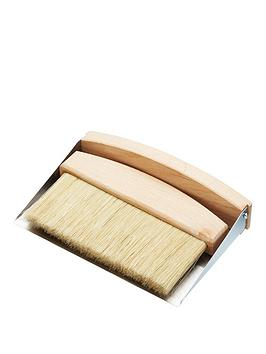 living-nostalgia-living-nostalgia-tabletop-dustpan-and-brush