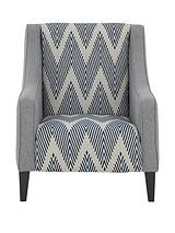 Shelby Fabric Accent Chair