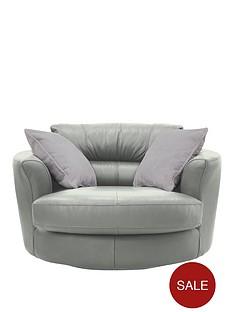 sandy-premium-leather-swivel-chair