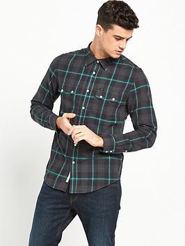 lee-rider-checked-shirt