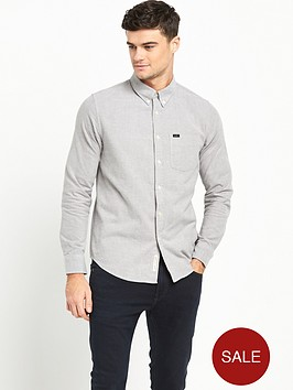 lee-button-down-shirt-ecru-mele