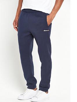 ellesse-classic-logo-fleece-pants