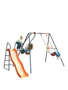 hedstrom-hedstrom-saturn-swingglider-and-slide-combination