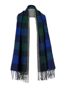v-by-very-reversible-checkdogtooth-blanket-scarf