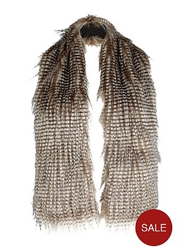 v-by-very-tipped-edge-faux-fur-collar