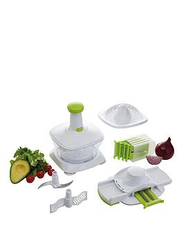 kitchen-craft-healthy-eating-ndash-five-in-one-manual-food-processor
