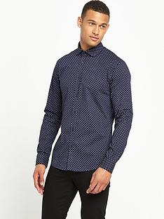 scotch-soda-classic-spot-print-shirt