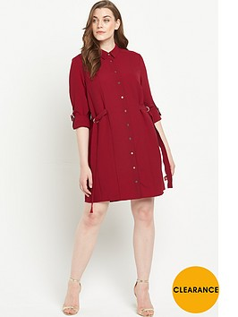lovedrobe-belted-shirt-dress