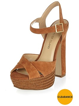 river-island-cross-strap-platform-block-heel-sandals