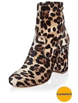 river-island-leopard-velvet-smart-ankle-boot