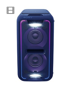 sony-gtk-xb7nbspextra-bass-high-powernbspbluetoothnbsppart-link-home-audio-system-blue