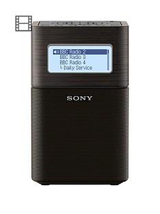 sony-xdr-v1btd-digital-radio-with-bluetooth-amp-nfcnbsp--black