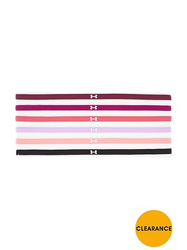under-armour-mini-headbands-6-pack