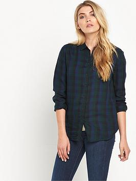 lee-one-pocket-twill-check-shirt