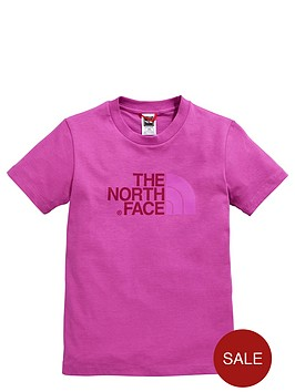 the-north-face-older-girls-purple-t-shirt