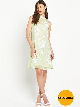 miss-selfridge-victoria-trapeze-dress