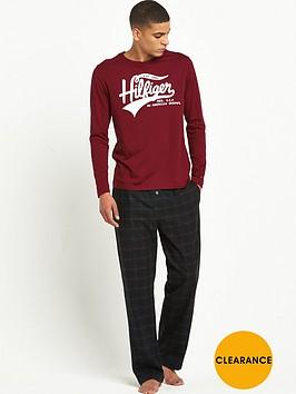 tommy-hilfiger-logo-ls-t-shirt