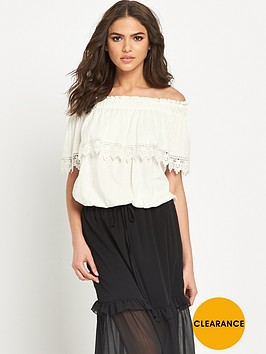 miss-selfridge-bardot-crochet-frill-top