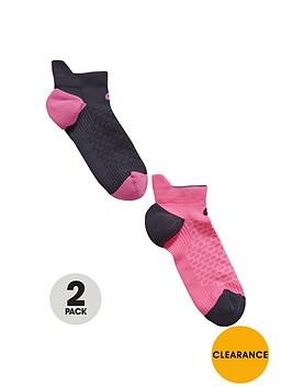 asics-2-pack-womens-sock-camelionnbsprose
