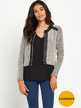 miss-selfridge-boucle-jacket