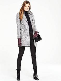 oasis-bouclenbspformal-faux-fur-coat-grey