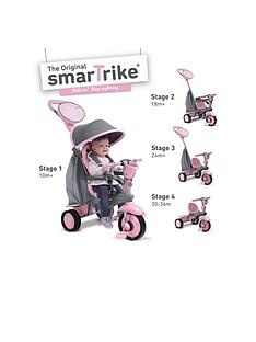 smart-trike-swing-trike-pink-amp-grey