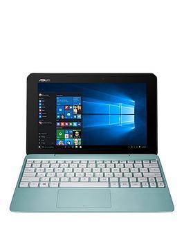 asus-t100-ha-fu005t-intelreg-atomregnbspprocessornbsp2gb-ramnbsp32gb-storagenbsp10-inchnbsptouchscreen-2-in-1nbsplaptop-with-microsoft-office-personal-365-blue