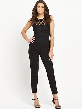 french-connection-chelsea-beau-jumpsuit-black