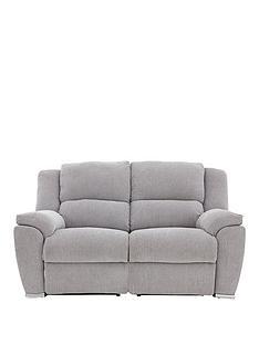 milanbsp2-seaternbspfabric-manual-recliner-sofa
