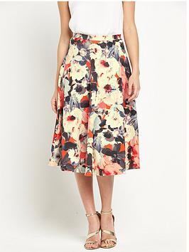 v-by-very-full-scuba-midi-skirt