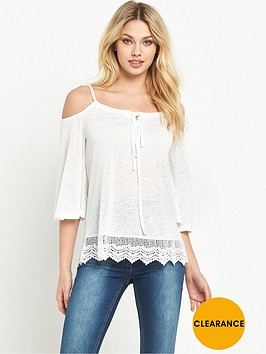 v-by-very-cold-shoulder-crochet-lace-topnbsp