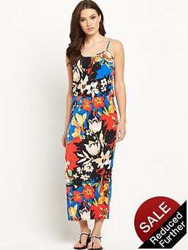v-by-very-strappynbspjersey-printed-midi-dress