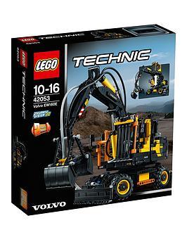 lego-technic-ew160e-volvo-42053