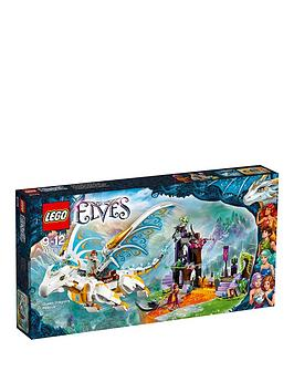 lego-friends-queen-dragons-rescue-41179