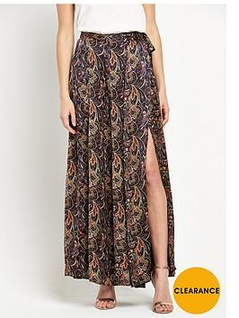 v-by-very-paisley-print-satin-maxi-skirt