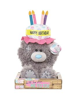me-to-you-tatty-teddy-birthday-cake-hat-bear-22cm