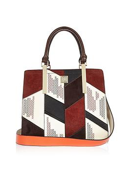 river-island-patchwork-formal-tote