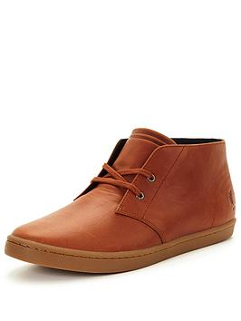 fred-perry-byron-mid-leathernbspplimsolls
