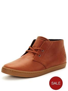 fred-perry-byron-mid-leathernbspplimsolls