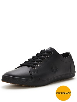 fred-perry-kingston-leathernbspplimsolls