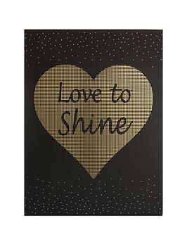 arthouse-love-to-shine-diamante-canvas