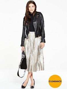 v-by-very-premium-rose-gold-zip-leather-bikernbsp
