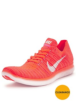 nike-free-run-flyknit-shoe-orange